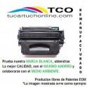 EP 718 BK  - TONER COMPATIBLE DE ALTA CALIDAD. REMANUFACTURADO EN E.U -Negro - Nº copias 3400