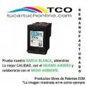 CLI-521BK CARTUCHO COMPATIBLE DE ALTA CALIDAD